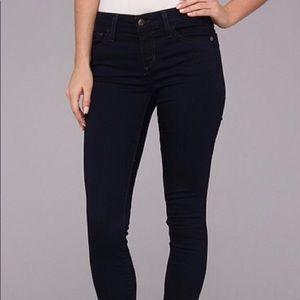 Joe's Jeans Alliyah Size 29 Dark Wash Skinny Jeans